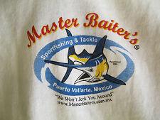 COOL SPORTFISHING T-SHIRT--MASTER BAITER