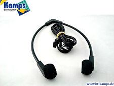 Standard-Hörer für Grundig Diktiergeräte mit Ohrpolster, neu, OVP.