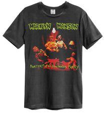 Details about RARE!! Marilyn Manson T shirt Winterland 1990s gildan usa BLACK