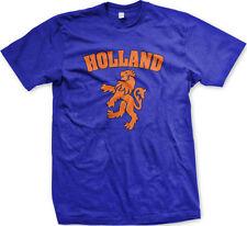 Holland Nederland Netherlands Dutch Lion Coat of Arms New Men's T-shirt
