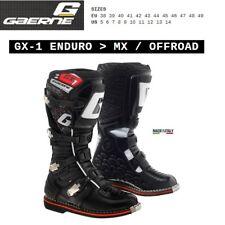 Stivali cross moto GAERNE OFFROAD GX-1 ENDURO black nero 2186001