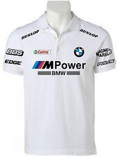 POLO BMW M POWER gt maglietta felpa yamaha t-shirt maglia alfa romeo ferrari ktm