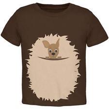 Halloween Kangaroo Costume Toddler T Shirt
