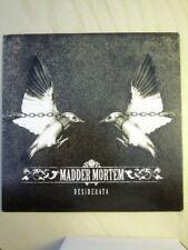 CD  MADDER MORTEM  Desiderata    2006     CD PROMO