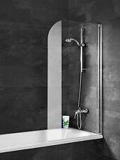 SCHULTE Badewannenaufsatz Badewannenfaltwand Komfort D1650 auch ohne Bohren