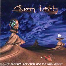 Sven Väth - The Harlequin - The Robot And The Ballet-Dancer CD Album EYE Q ' 94