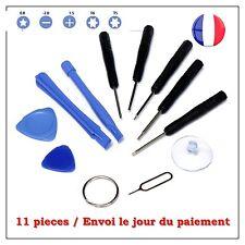 Kit outil de démontage tournevis pentalobe torx pour iPhone 7 - 6 - 5 - 4 - 3