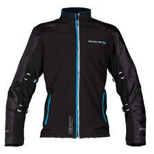 Spada Razor 2 Soft Shell Waterproof Textile Motorcycle Jacket Black - Large