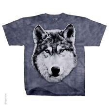 Southwestern Style Wolf Head Glare T-Shirt