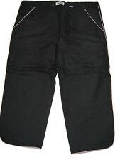 VALESI CROPPED TROUSERS - LONG SHORTS -  CAPRI PANTS - CHOICE OF 7 COLOURS