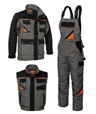 Arbeitsbekleidung Winter Warm Arbeitsweste Arbeitsjacke Latzhose (PROF-WIN-KPL)