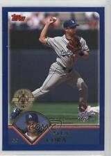 2003 Topps Home Team Advantage #586 Alex Cora Los Angeles Dodgers Baseball Card