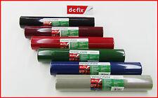 DC FIX Velour Felt Rolls Sticky Back Self Adhesive Vinyl Contact Paper 5M x 45cm