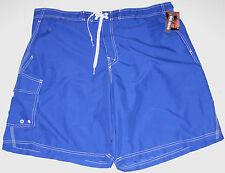 Joe Boxer Swimsuit Men's size XXL, Blue New w/Tags