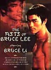 NEW!! Fists of Bruce Lee Starring Bruce Li (DVD, 2000)