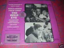 Sealed 1968 Italian OST LP Mod MARCHETTI The WILD EYE!