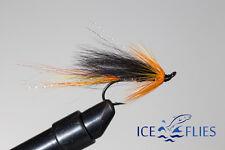 Salmon Fly, Cascade, Single Hook. (3-pack) Pick a size. Fly Fishing Fly