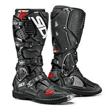 NEW Sidi Crossfire 3 Motorcycle Boots - Black/Black from Moto Heaven