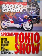 Motosprint 44 1991 Speciale Tokyo Show. Suzuki RM 125 e RM 250. Beta Zero 92