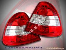 96-99 Mercedes Benz C-Class C240 C280 Tail Lights RC 97