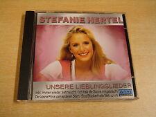 CD / STEFANIE HERTEL - UNSERE LIEBLINGSLIEDER