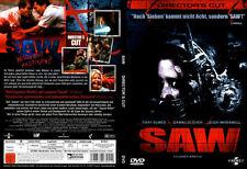 SAW --- Director's Cut --- Das Original --- Kultfilm --- FSK 18 ---