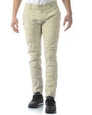 Pantaloni Daniele Alessandrini Trouser -50% Uomo Beige PJ9001L4203731-15