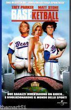BASE KETBALL  (2001) VHS Universal