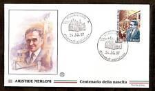 1997 ITALIA FDC MERLONI