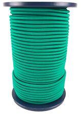 10mm Emerald Green Elastic Bungee Rope Shock Cord Tie Down UV Stable