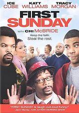 First Sunday DVD, Ice Cube, Katt Williams, Tracy Morgan, Loretta Devine, Michael