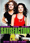 NEW Satisfaction (DVD 2005) RARE JULIA ROBERTS 1ST FILM 1988 MUSICAL