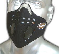 RESPRO URBAN COMMUTER ANTI POLLUTION TECHNO FACE MASK - BLACK  New