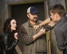 "Supernatural [Jim Beaver/Jensen Ackles/Rachel Miner] 8""x10"" 10""x8"" Photo 59380"