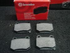 FOR MITSUBISHI EVO 6 7 8 9  BREMBO DISC BRAKE PAD PADS REAR FULL SET NEW