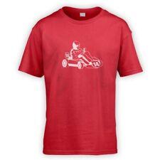 Karting Kids T-Shirt -x10 Colours- Go-Kart SuperKart Race Championship 4Stroke