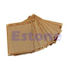 3/10/20Pcs Prototype Paper PCB Universal Experiment Matrix Circuit Board 5x7cm