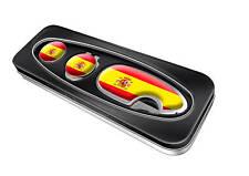 Spagna Golf Set Regalo-PITCHMASTER capclip ballmarkers