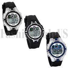 Fashion Student Watches Multifunction Teen Boys Girls Quartz Sports Wrist Watch
