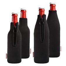 DRESS-YOUR-DRINK Neopren Flaschenkühler Getränkekühler Bierkühler  0,5 / 0,33 L