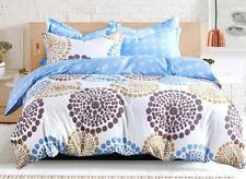 Queen/King/SuperKing Size Bed Duvet/Doona/Quilt Cover Set New Ar M360
