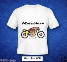 MATCHLESS G50 ROAD RACER, Biker Enthusiast T SHIRT