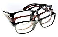 Bifocal Clear Lens Reading Glasses Unisex Super-Lite +1.0+1.5+2.0+2.5+3.0  TN37
