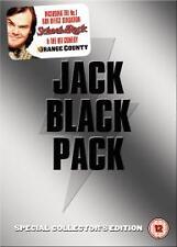 Jack Black Pack - School Of Rock / Orange County (DVD, 2004)