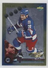 1994-95 Score Gold Line Pinnacle Punched #123 Tie Domi Winnipeg Jets Hockey Card