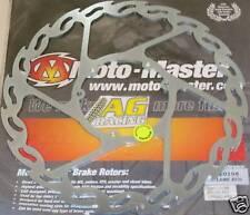 Moto Master Suzuki Rmz 250 450 Calle Flame Disco De Freno