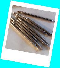 Federstege, Federstifte, PREMIUM QUALITY, Spring Bar, 10mm bis 28mm, Feder Steg