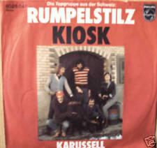 """7"""" 1977 KULT ! RUMPELSTILZ : Kiosk // RARE IN VG+++ \"""