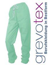 OP-Hose Unisex mint OP-Kleidung Krankenhauskleidung Arzthose Grevotex