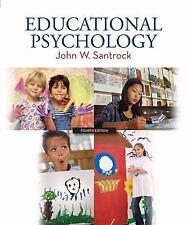 Educational Psychology by John W. Santrock (2008, Paperback)